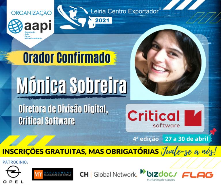 Mónica Sobreira